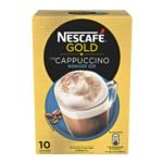 Löslicher Cappuccino »Nescafé GOLD« weniger süß
