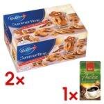 2x Großpackung Gebäckmischung »Summertime« inkl. Kaffee gemahlen »Auslese Klassisch« 500 g