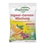 Gefüllte Bonbons »Ingwer-Genuss-Mischung«
