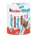 10er-Pack Schokoladen-Riegel »kinder Riegel«