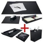 Sigel-Premium Schreibtisch-Set »Cintano S«