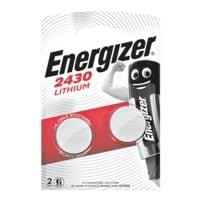 Energizer Knopfzelle »Spezial Lithium« CR 2430