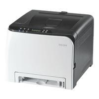 Ricoh Laserdrucker »SP C250DN«
