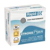 Rapid Heftklammern »24/6 strong« 5000 Stück