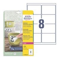 Avery Zweckform Wetterfeste Folien-Etiketten 99,1 x 67,7 mm »L4715-REV20«