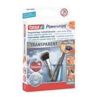 Powerstrips »Transparent Large« 58810 bis 1  kg