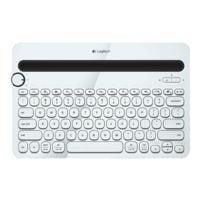 Logitech Kabellose Tastatur Multi Device »K480«