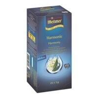 Meßmer Früchte-Kräutertee »Profi Line Harmonie« Tassenportion, Aromakuvert, 25er-Pack