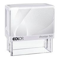 Colop Selbstfärbender Textstempel »Printer 50«