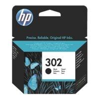 HP Tintenpatrone HP 302, schwarz - F6U66AE
