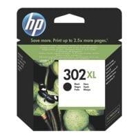 HP Tintenpatrone HP 302XL, schwarz - F6U68AE