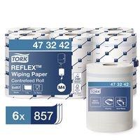 Tork Mehrzweck Papierwischtücher »Reflex™« (6x857 Blatt) Innenabrollung