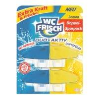 WC FRISCH WC-Reiniger Nachfüller »WC Frisch Duo-Aktiv Lemon«