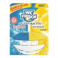 WC FRISCH WC-Reiniger »WC Frisch Duo-Aktiv Lemon«