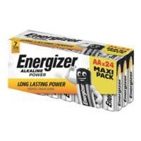 Energizer 24er-Pack Batterien »Alkaline Power« Mignon / AA