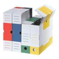 cartonia Archivschachtel »Color« 8,3 cm breit - 10 Stück