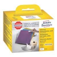 Avery Zweckform Rollenetiketten »AS0722540«