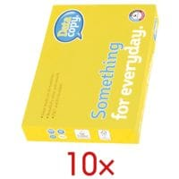 10x Multifunktionales Druckerpapier A4 Data-Copy Everyday Printing - 5000 Blatt gesamt