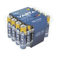 Varta 24er-Pack Batterien »LONGLIFE Power« Micro / AAA / LR03