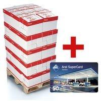 200x Multifunktionales Druckerpapier A4 Plano Dynamic - 100000 Blatt gesamt inkl. ARAL-Gutschein (50 € brutto)