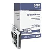 OTTO Office Tintenpatrone ersetzt Brother »LC-980/LC1100BK«