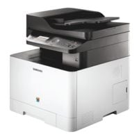 Samsung Multifunktionsdrucker »CLX-4195FN«