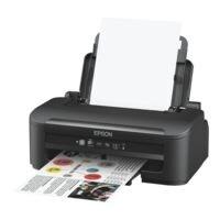 Epson WorkForce WF-2010W Tintenstrahldrucker, A4 Farb-Tintenstrahldrucker, 5760 x 1440 dpi, mit WLAN und LAN