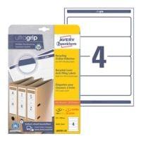 Avery Zweckform Selbstklebende Ordnerrücken-Etiketten »Recycling« - 120 Stück