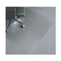 Bodenschutzmatte für Teppichböden, Polycarbonat, Rechteck 75 x 120 cm, OTTO Office Premium
