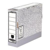 Bankers Box System Ablagebox schmal - 10 Stück