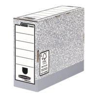 Bankers Box System Ablagebox breit - 10 Stück
