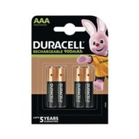 Duracell Akkus »Precharged« Micro / AAA / HR3