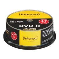 Intenso DVD-Rohlinge »DVD-R« 25 Stück