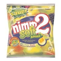 Storck Kaubonbons »Nimm 2 Soft Sauer«
