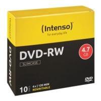 Intenso DVD-Rohlinge »DVD-RW«