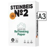 Recyclingpapier A3 Steinbeis Trend White - 500 Blatt gesamt