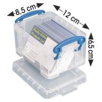 Really Useful Box Ablagebox 0,3 Liter