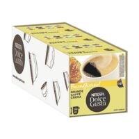Nescafe 3 Packungen Kaffeekapseln »Dolce Gusto® Grande Caffè Crema«