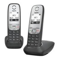 Gigaset Schnurloses Telefon »A415 Duo«