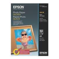 Epson Fotopapier »Photo Paper Glossy« (A4 - 50 Blatt)