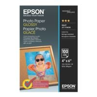 Epson Fotopapier »Photo Paper Glossy« (Spezialformat - 100 Blatt)