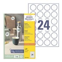 Avery Zweckform 2400er-Pack Universal Klebeetiketten »L3415-100«