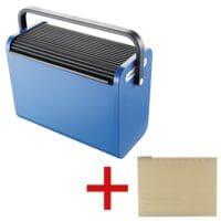 helit Hängekorb »the mobil box H61101« inkl. 10er-Pack Hängemappen