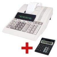 Olympia Druckender Tischrechner »CPD-5212« inkl. Tischrechner »LCD 612 SD«