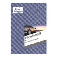 Avery Zweckform Fahrtenbuch »223« (A5 hoch)