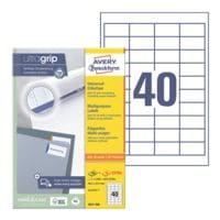 Avery Zweckform 4000er-Pack Universal Klebeetiketten »3657«