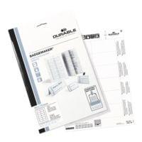 Durable Einsteckschilder »145302« 75x40 mm