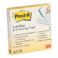 Post-It Abdeckband / Korrekturband - 2-zeilig