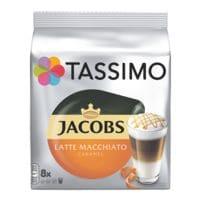 Tassimo Kaffee-Discs »Latte Macchiato Caramel«
