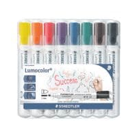 Staedtler 8er-Pack Whiteboard-Marker »Lumocolor 351 WP8«